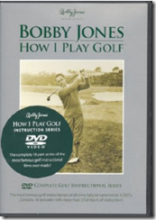 BJ How I Play Golf DVD