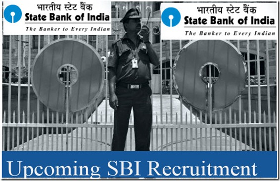 upcoming SBI recruitment Notification clerk po
