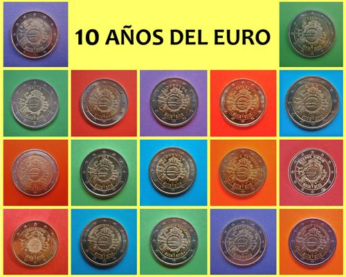 10 años del Euro