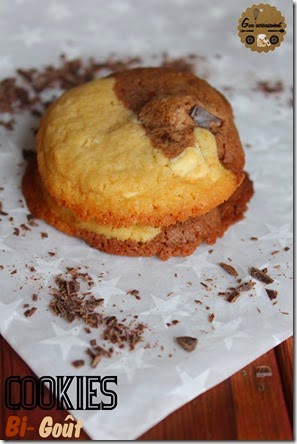 Cookies Bi-Goût 8
