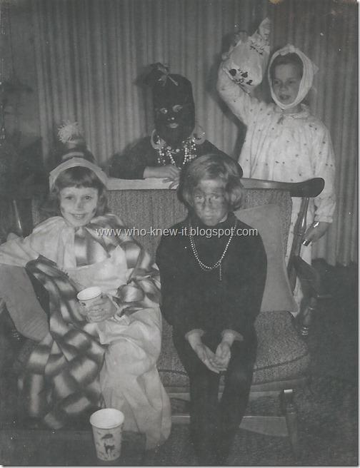Page 29 - Halloween group 1961