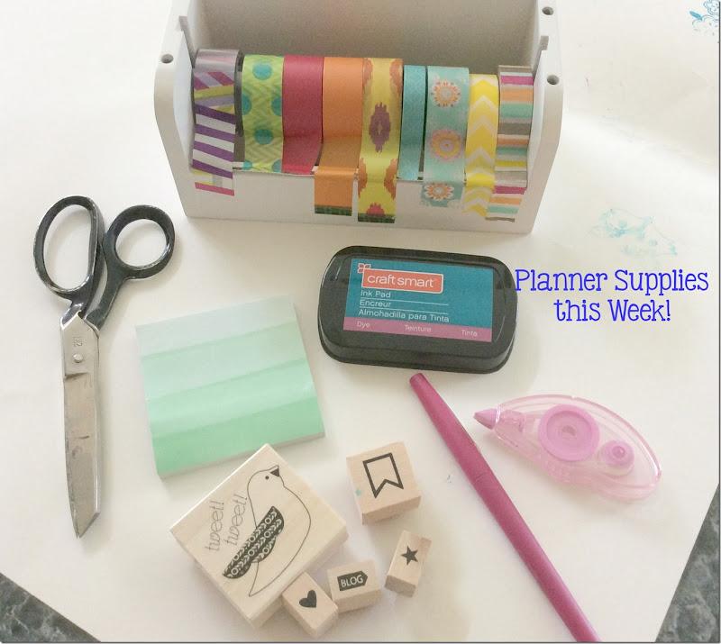 supplies this week