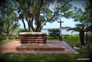 Rustic Altar