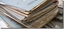 Indian paperwork