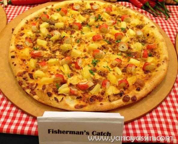 Pizza Hut Signature Series–Big Lebih Menjimatkan