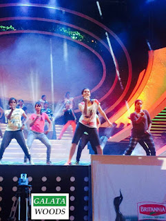 Filmfare Awards 2015 images   Taapsee Dance Performances On Big Stage