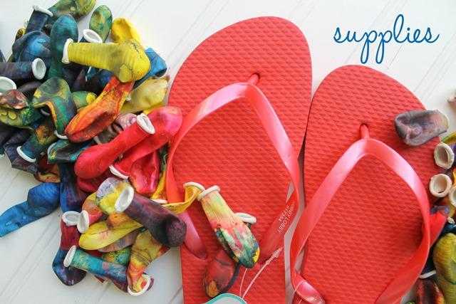 flip flop supplies