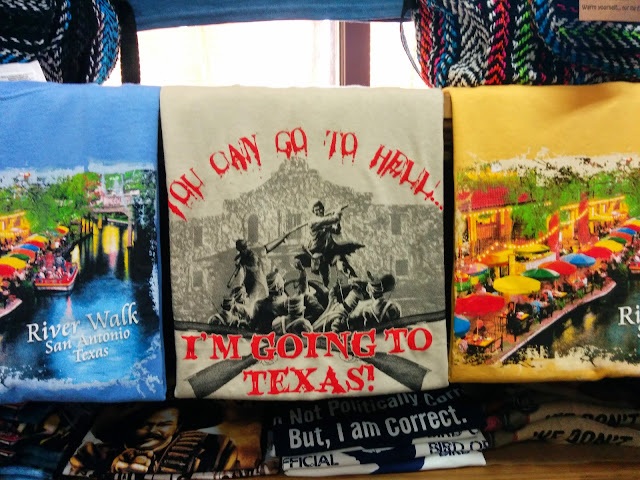 Tourist attractions and bold Attitude of Texas