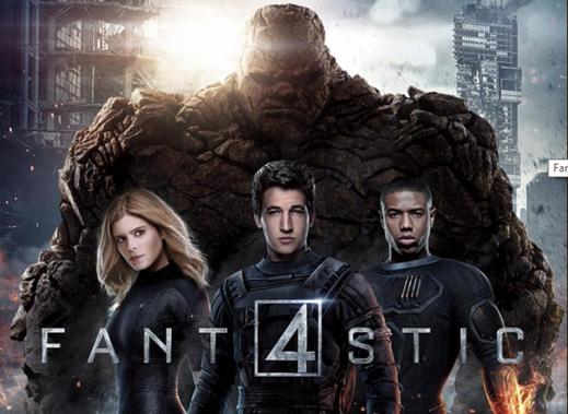 Quarteto Fantástico - 2015