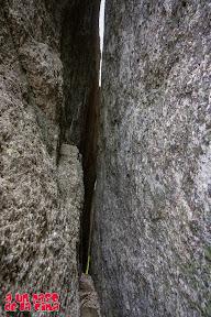 Caprichos de la erosión. ©aunpasodelacima