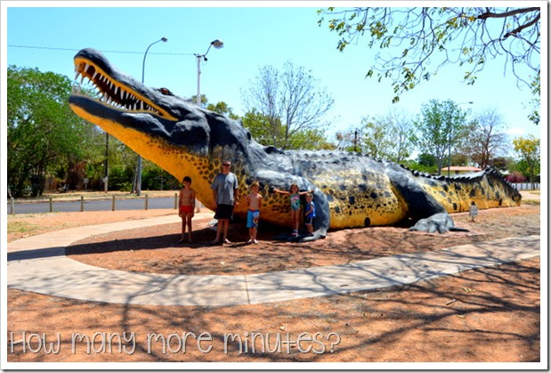 Five Rivers & A Huge Croc in Wyndham | How Many More Minutes?
