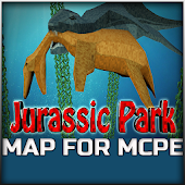 Download Jurassic Craft World Minecraft APK on PC