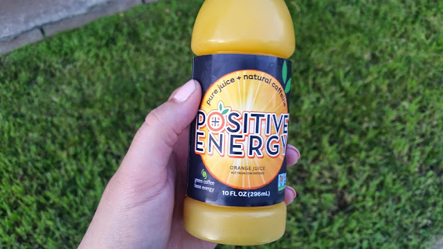 Positive Engery All-Natural Juice