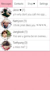 BTS Messenger for pc