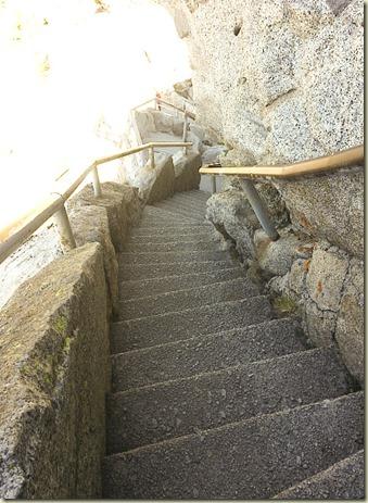 Sequoia NP Climbing Moro Rock_7