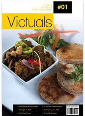 Culinary magazine Victuals now also available on Amazon Kindle!