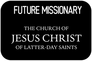 Impeccable image with regard to future missionary tag printable
