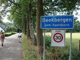 Entree in Beekbergen.