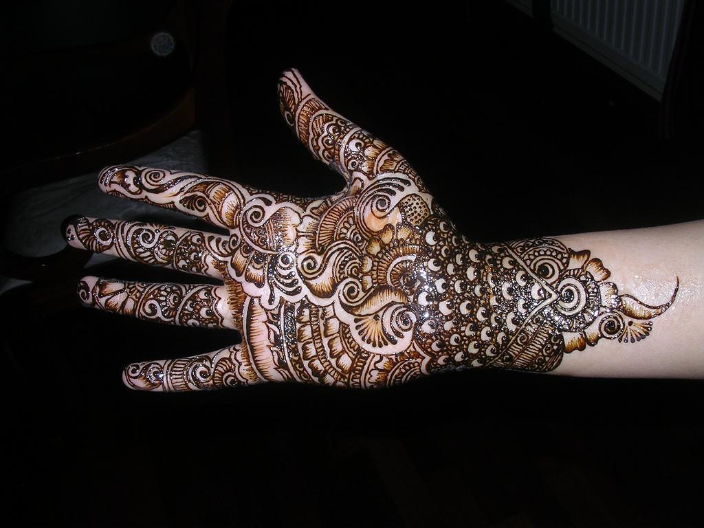 mehandi designs bridal mehndi