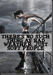 I admit I'm soft...