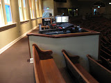 Inside the Ryman Auditorium in Nashville TN 09042011k