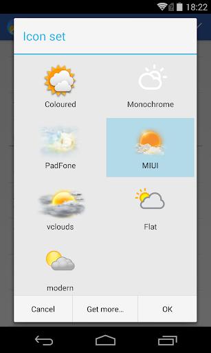 Chronus: MIUI Weather Icons screenshot 3