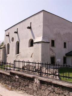 synagoga pińczowska