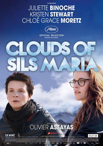 Τα Σύννεφα του Σιλς Μαρία (Clouds Of Sils Maria) Poster