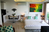 luxury class  studio for sale and rent     for sale in Naklua Pattaya