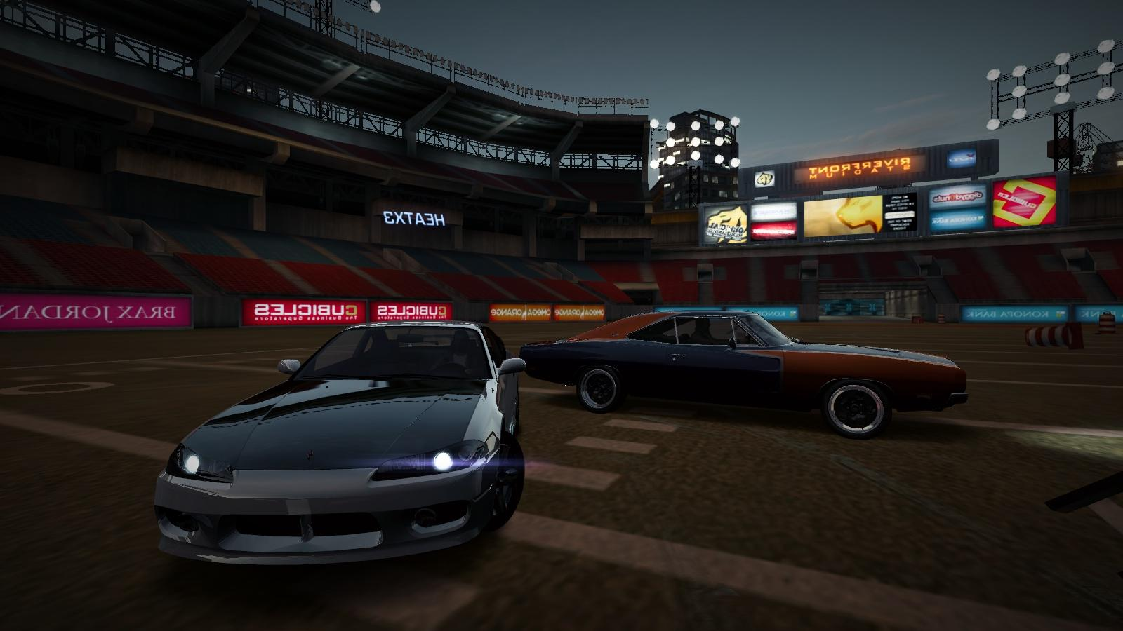 Dodge Charger R T by