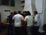 Los Scouts en la velada