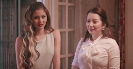 Kim Chiu and Kris Aquino in Etiquette For Mistresses