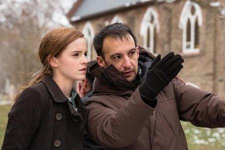 Emma Watson and director Alejandro - Regression