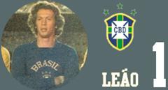 BRASIL 1976 - Leão