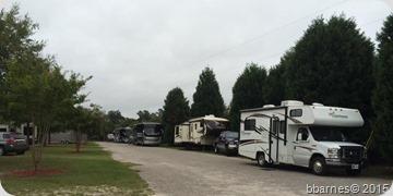 Barnyard RV Park overflow 10012015