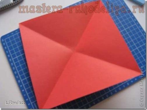 flor de pascua origami (4)