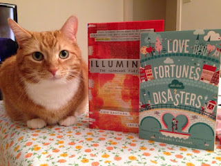 Ripple with Illuminae and Love Fortunes and Other Disasters