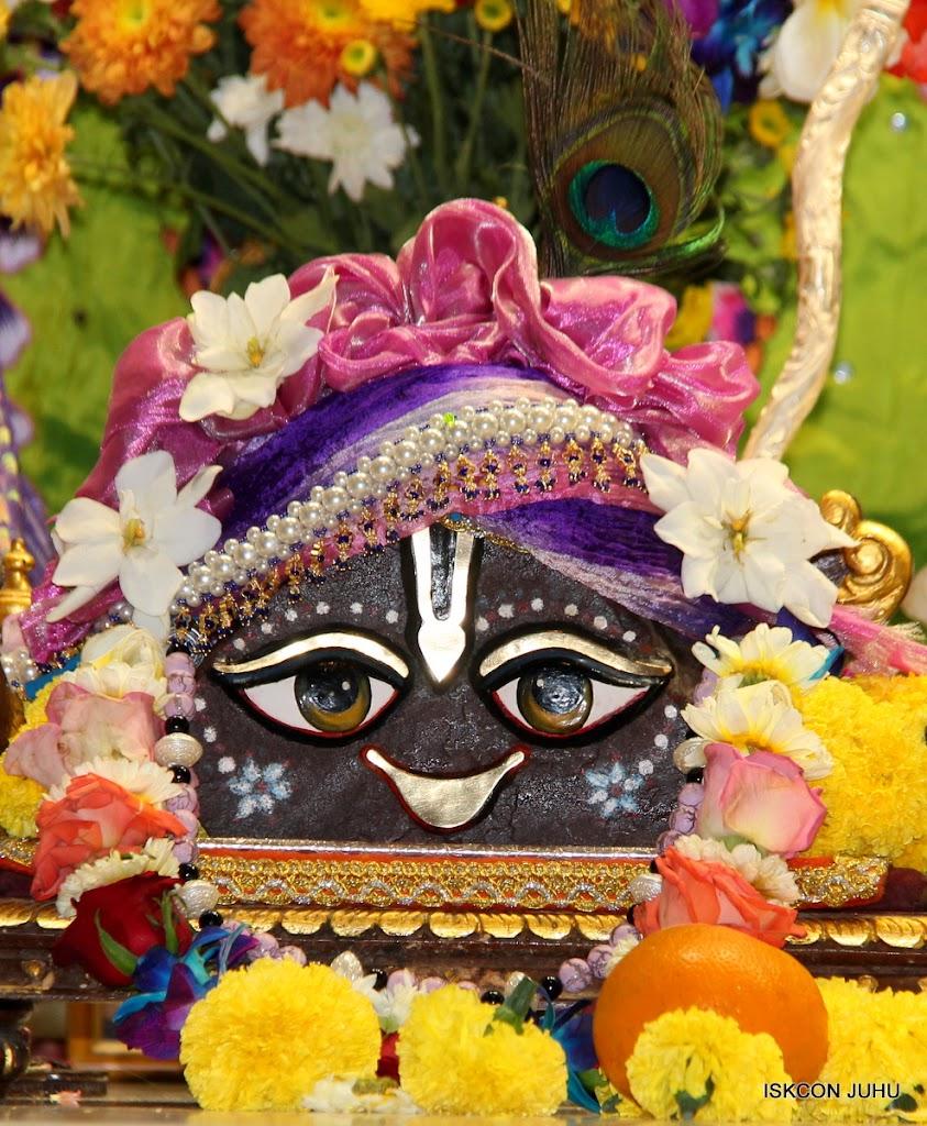 ISKCON Juhu Sringar Deity Darshan 11 Feb 16 (6)