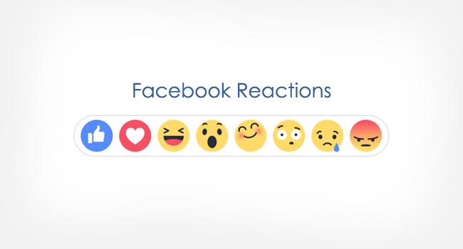 Facebook Like Reactions using PHP, MySQL and Jquery.