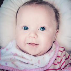 Kennedy2 by Allison Sizemore - Babies & Children Babies ( baby girl, adorable, cute )