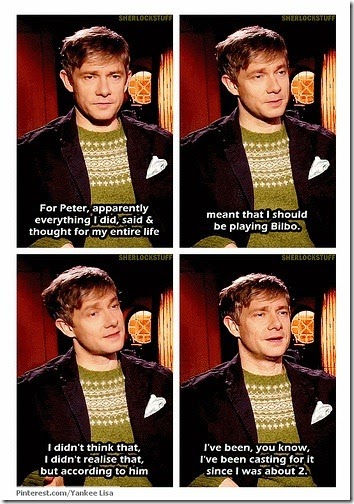Martin Freeman Interview