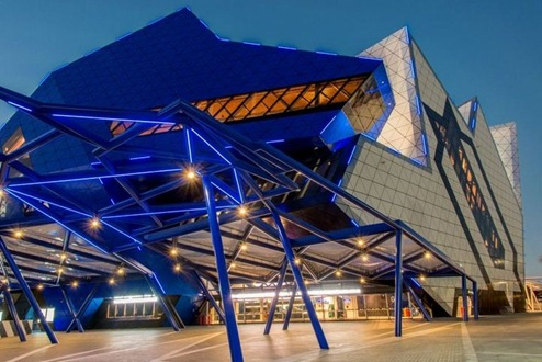 Perth Arena by ARM Architecture and CCN