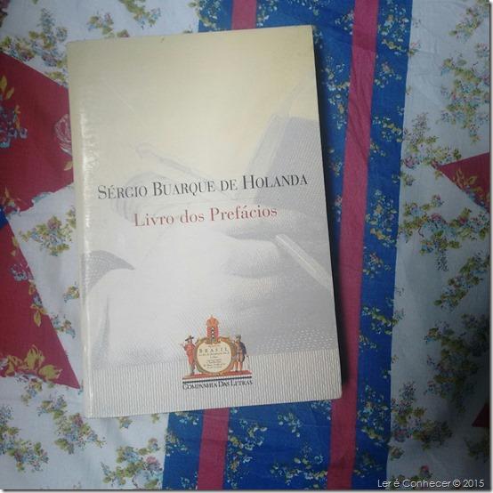 Livro dos Prefácios – Sérgio Buarque de Holanda
