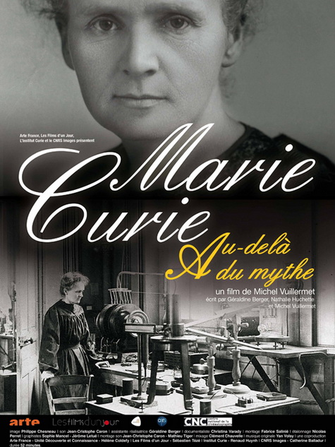 Marie curie movie
