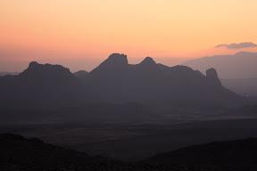 Al Hamra sunset
