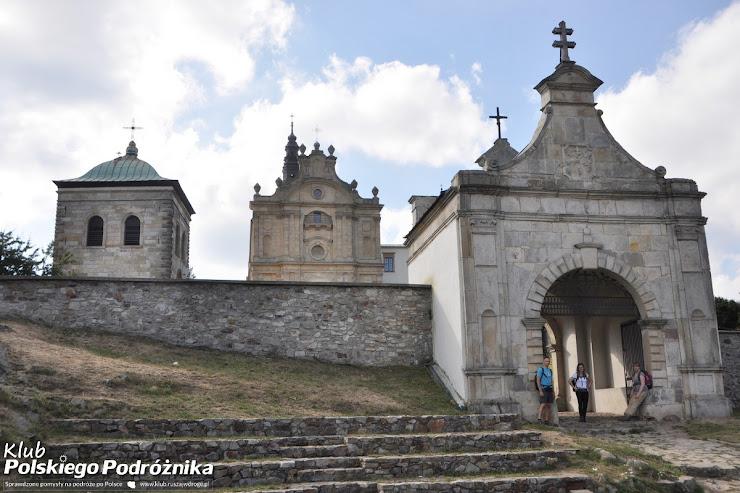 Klasztor Święty Krzyż w Górach Świętokrzyskich
