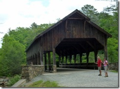 T&D at the Covered Bridge