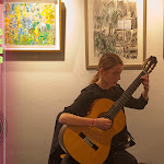 Muy buena, muy buena. Preparándose para el 2º Concurso Internacional de Guitarra Alhambra para Jóvenes