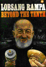 Cover of Tuesday Lobsang Rampa's Book Beyond the Tenth