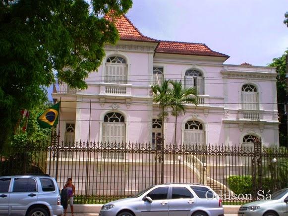 Palacete Residencial - Belém do Parà, foto: Odilson Sà